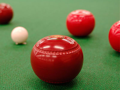 Ladies Indoor Bowling at Knock