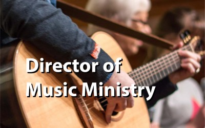 Director of Music Ministry