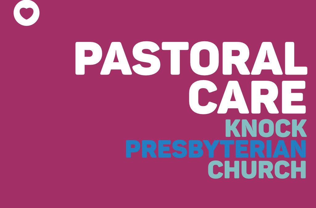 Pastoral Care Update