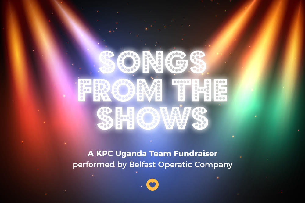 Songs from the Shows – Uganda Partnership & Team Fundraiser