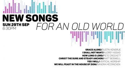 New Songs Sunday